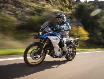 The all-new BMW F 850 GS Adventure launched in India