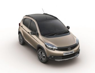 Tata Tiago NRG launched at Rs. 5.49 lakh