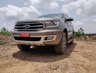 Ford India Brings Great Ford Endeavour Drive Experience to Kochi