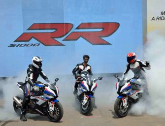 The all-new BMW S 1000 RR launched in India at Rs. 18.5 Lakh onwards