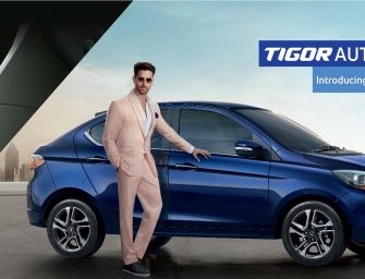 Tata Motors brings Tigor with Automatic (AMT) variants