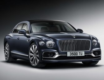 Meet the all-new Bentley Flying Spur