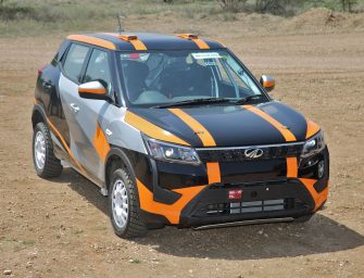 Mahindra Adventure's all-new Super XUV300 enters Rally Championship