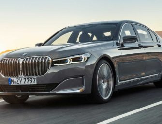 The new BMW 7 Series arrives in India