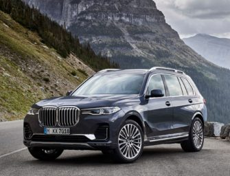 The big brawny BMW X7 launched in India