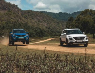 Clash of Titans: Hyundai Venue vs Tata Nexon