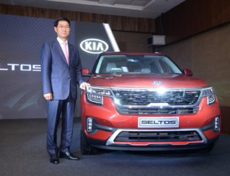 Kia Seltos launched at starting price of Rs. 9.69 lac