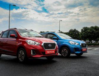 Datsun India opens pre-booking for the GO CVT & GO+ CVT