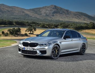 BMW M5 Competition launched in India: The maddest version of the 5 Series!