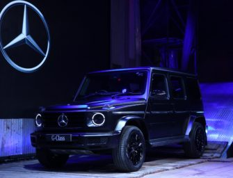Mercedes Benz launches the G350d in India at Rs. 1.5 Crore