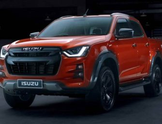 All-new Isuzu D-Max Truck Revealed