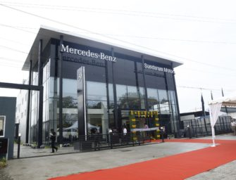 Mercedes Benz inaugurates one of the largest integrated luxury car dealerships in Chennai