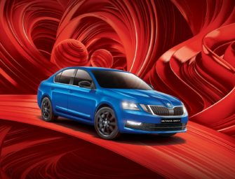 The new ŠKODA OCTAVIA Onyx at Rs.19.99 lac