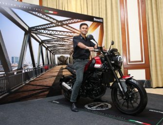 Benelli Leoncino 250 launched at Rs. 2.5 lac