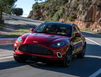 Aston Martin DBX Revealed: All You Need To Know
