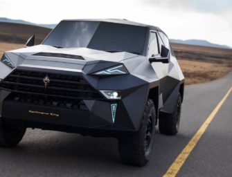 Meet Karlmann King: World's Most Expensive SUV at $3 Million!
