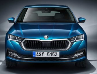 Meet the 2020 Skoda Octavia: The largest car in its class!