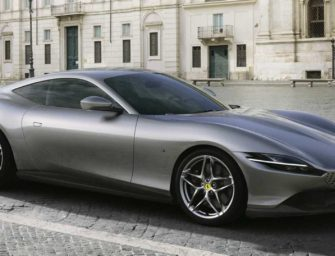 Meet the Ferrari Roma: New Front Engined Supercar!