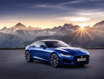 2020 Jaguar F-Type Revealed
