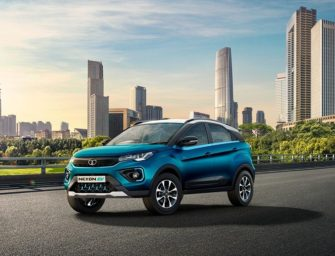 Nexon EV unveiled by Tata Motors – First Electric SUV from Tata