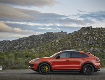 Porsche launches Cayenne Coupe at Rs. 1.31 Crore