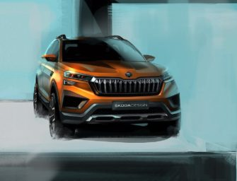 Skoda Vision IN Sketches Revealed