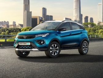 Tata Nexon EV redefines the electric vehicle experience with 35 connected car features