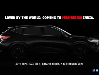 GWM to make its India debut at Auto Expo 2020 – Welcome to India!