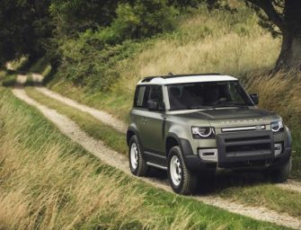 LAND ROVER BEGINS BOOKINGS OF THE NEW DEFENDER FROM ₹ 69.99 LAKH