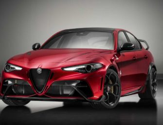 Meet the Alfa Romeo GTA & GTAm Lightweight 533hp Super Sedans