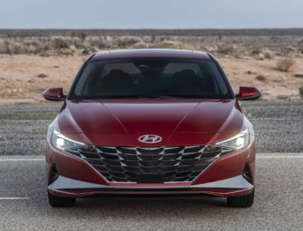 Meet The New Hyundai Elantra. Now Comes With A Sleeker Design
