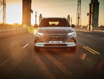 Meet Hyundai Nexo: Hyundai's Fuel Cell SUV