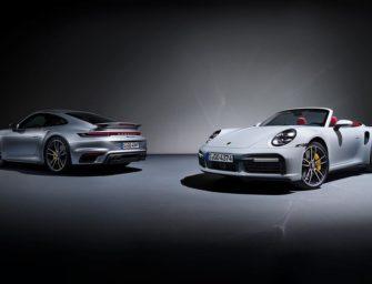 World premiere: The new Porsche 911 Turbo S