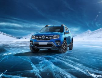 RENAULT LAUNCHES BS-VI COMPLIANT DUSTER RANGE
