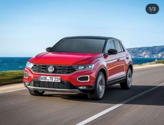 Volkswagen T-Roc Launched at Rs. 19.99 Lakh