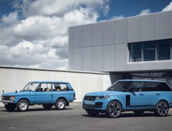 Range Rover Celebrates 50 Years Anniversary with Limited Edition Range Rover 50