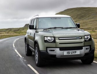 THE NEW LAND ROVER DEFENDER LAUNCHED IN INDIA FROM ₹ 73.98 LAKH