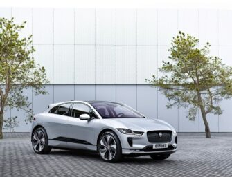 JAGUAR OPENS BOOKINGS FOR ITS FIRST ALL-ELECTRIC PERFORMANCE SUV, THE I-PACE