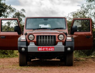 Mahindra's All-New Thar receives 4-star safety rating from Global NCAP