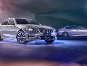 The new BMW 3 Series Gran Limousine launched in India at Rs. 51.5 Lakh