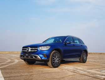 Mercedes-Benz launches the 2021 GLC with latest Mercedes ME Connect technology