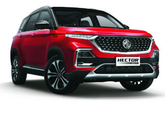 MG launches All-New Hector 2021 at INR 12.89 lakhs | PitstopWeekly