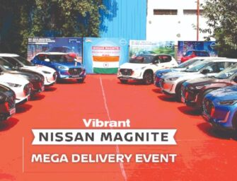 Nissan India celebrates the 72nd Republic Day with pan-India deliveries of 720+ Nissan Magnite SUVs
