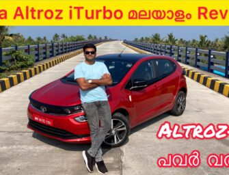 Tata Altroz iTurbo Malayalam Review | Video | PitstopWeekly