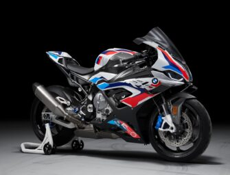 The all-new BMW M 1000 RR launched in India at Rs. 42 Lakh!