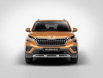 ŠKODA AUTO India crosses the 10,000-bookings mark with the KUSHAQ