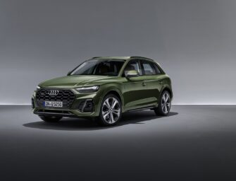 Audi opens bookings for the New Audi Q5